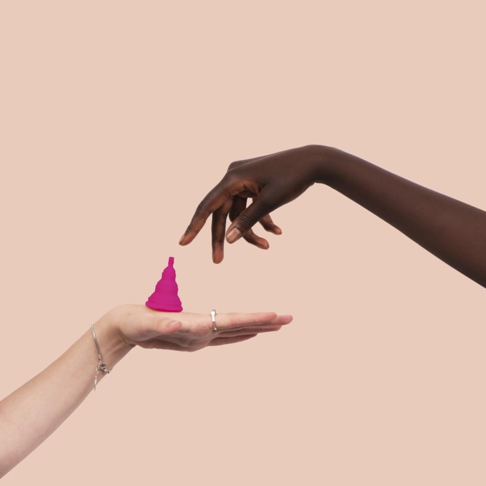 menstrualna skodelica za vsako žensko